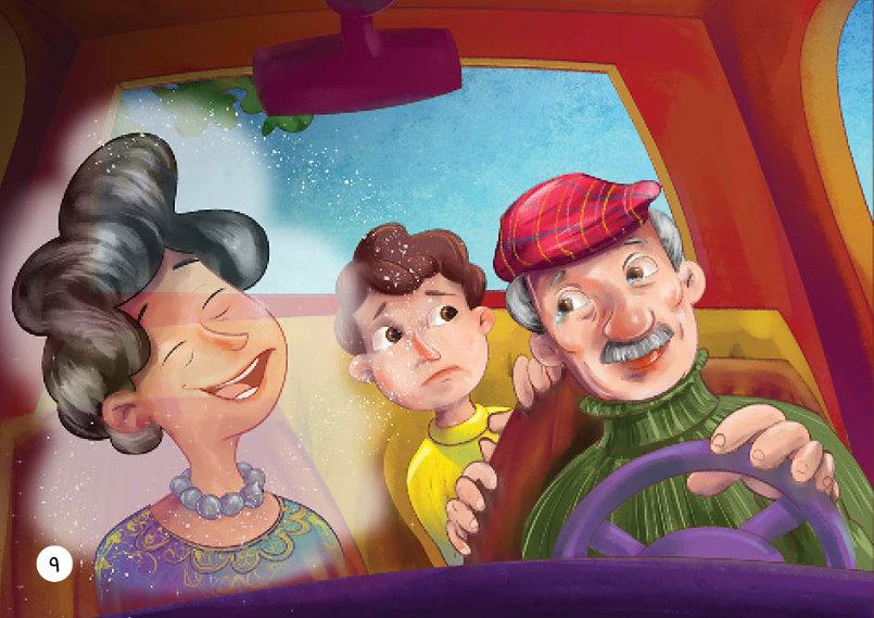 رسوم كتب وقصص أطفال منوعة