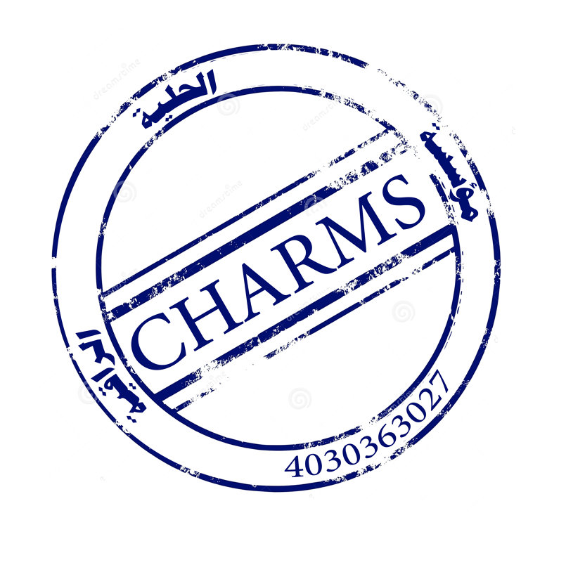 CHARMS Stamp
