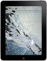 ipad 1 broken