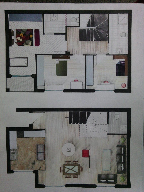Design Aménagement le plan artistique
