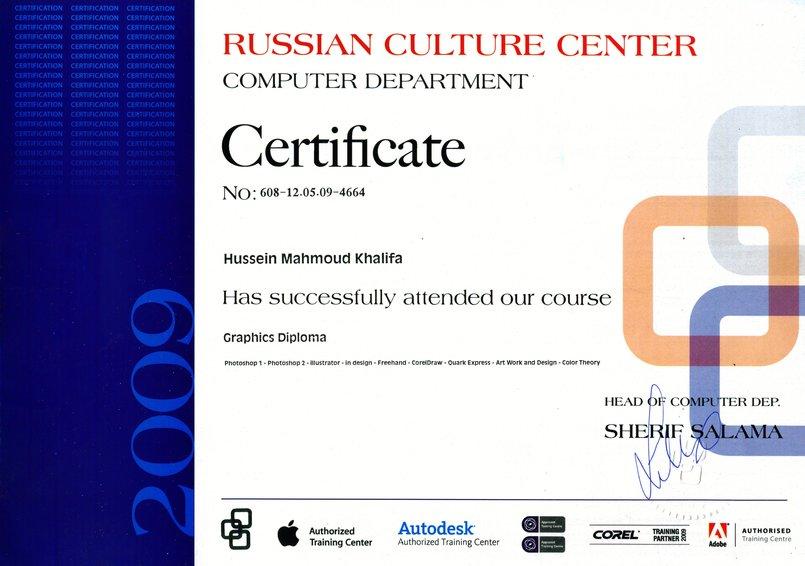 C.V ,Certificate & Graduation Certificate