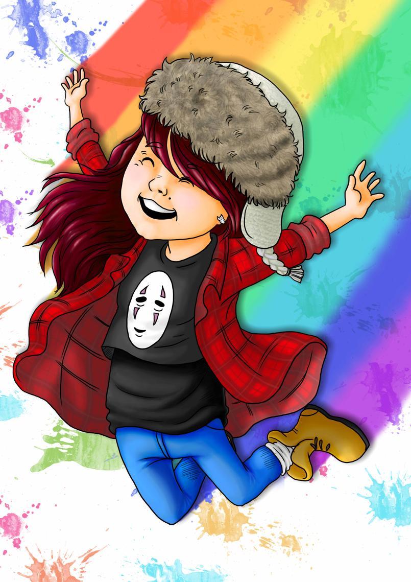Dana (Me) Colourist, adventurous