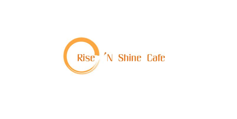 rise N shine cafe logo