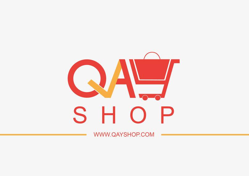 شعار كاي شوب LOGO QAY SHOP