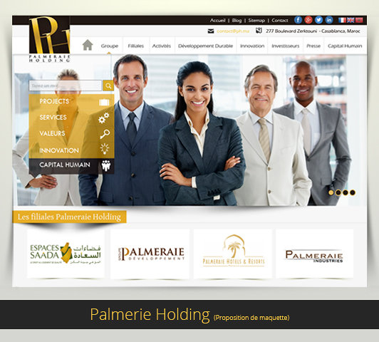 Palmerie Holding