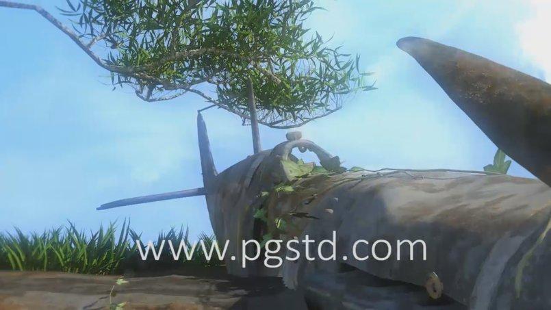 2 - Lost island
