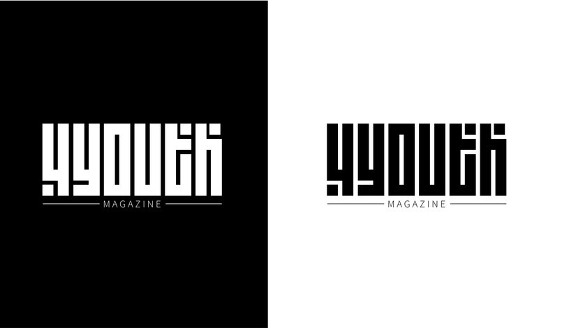 4YOUTH Magazine Logo / Re-branding