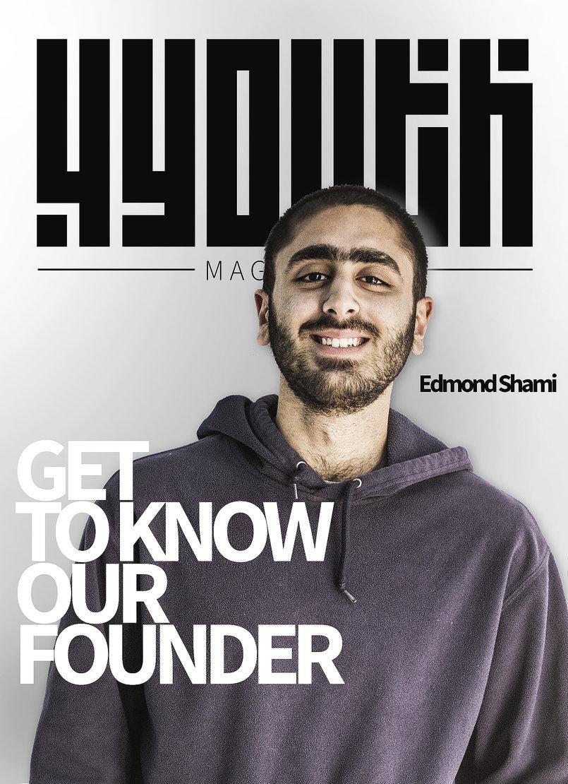 4YOUTH Magazine Logo / Re-branding