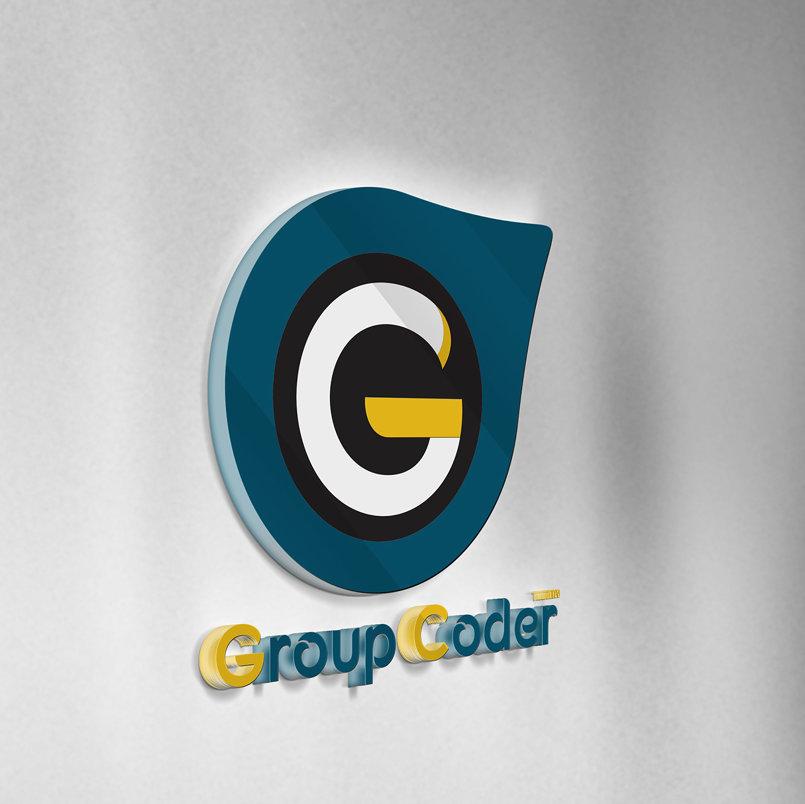 "logo ""group coder"""