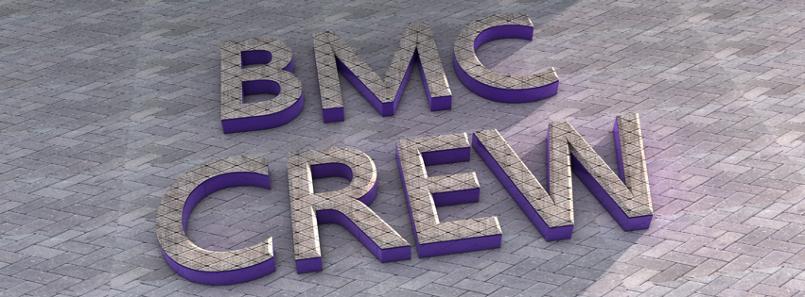 """cinema 4d ""BMC CREW"