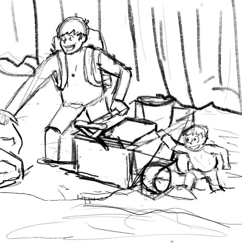 رسومات للقصص