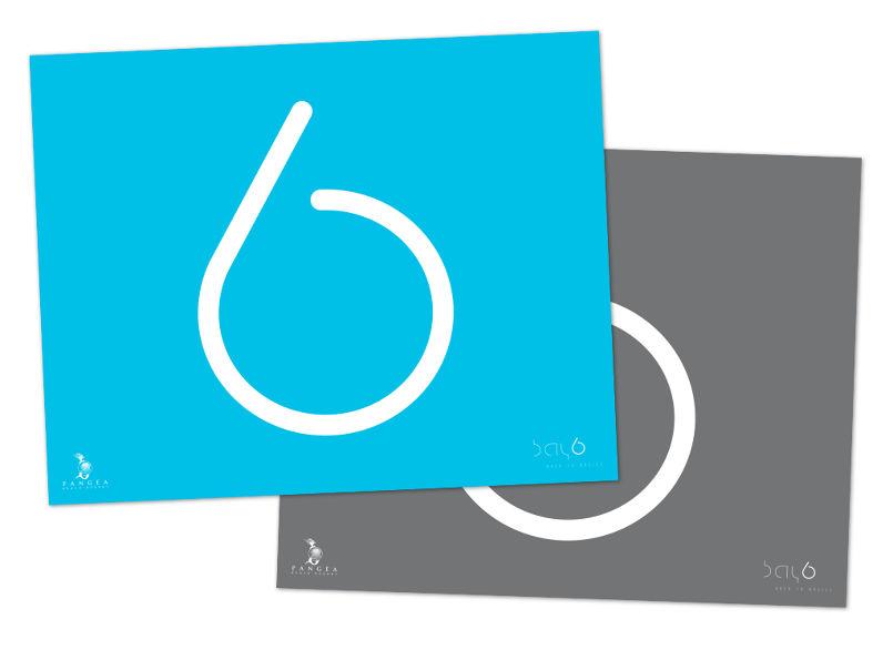 Bay6 Branding