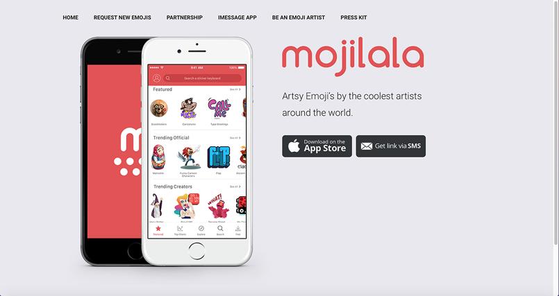 يمكنكم شراء هذه المجموعة من الموقع التالي: http://mojilala.com