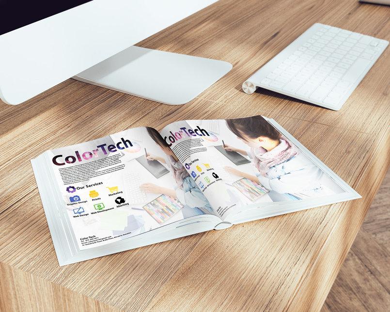اعلانات ومجلات