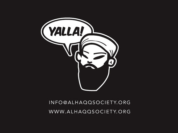 Yalla! Contact us: info@alhaqqsociety.org