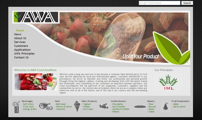 AWA Food Additives: www.awa-foodadd.com