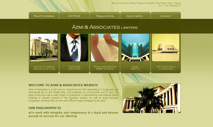 Azmy Lawyers: www.azmi-lawyers.com