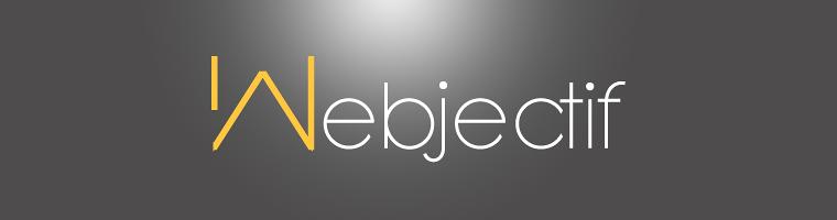 تصميم شعار Webjectif.com