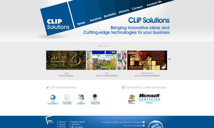 Clipsolutions: www.clipsolutions.com