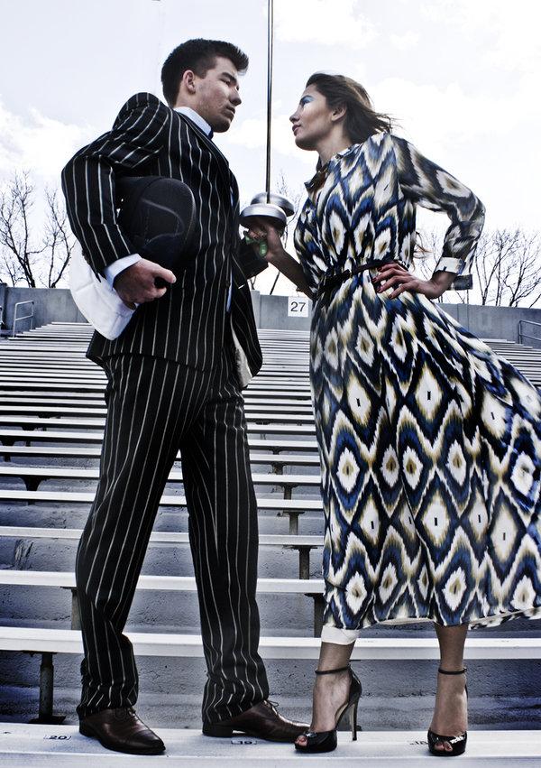 Fashion photography - Buzz magazine