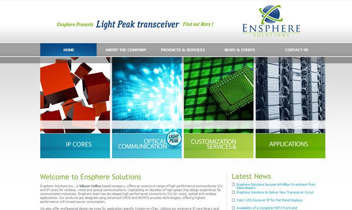 Ensphere Solutions: www.enspheresolutions.com