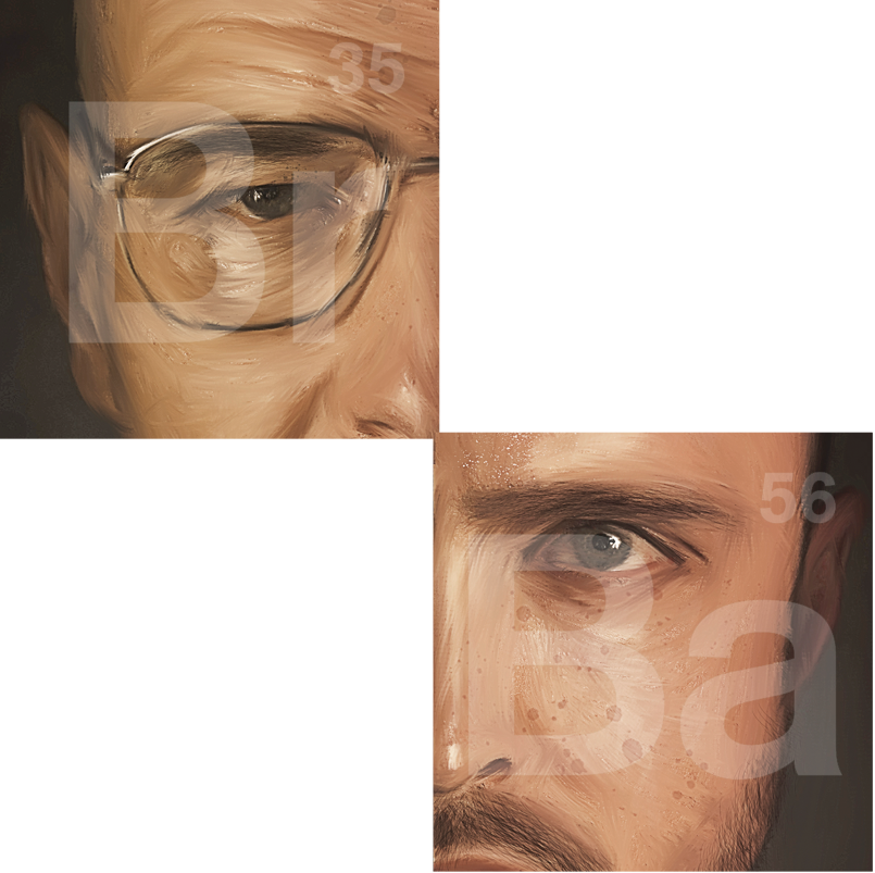 Breaking Bad Digital painting