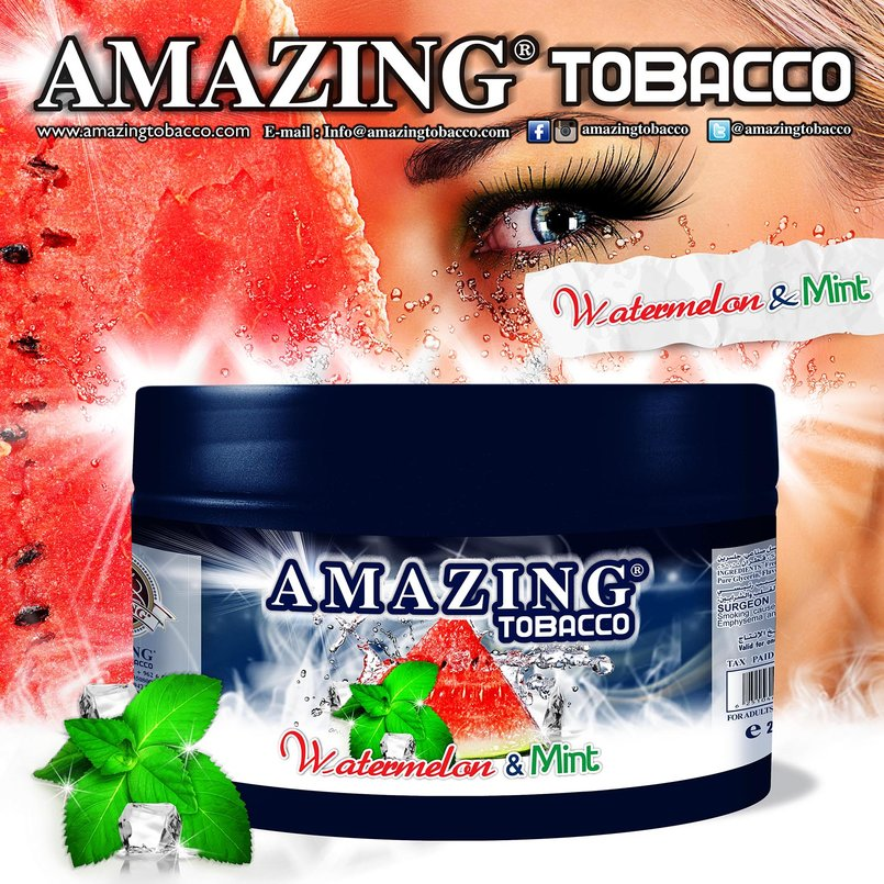 Amazing Tobacco Poter