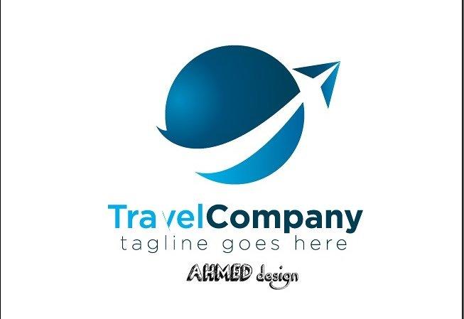 تصميم شعار لشركه طيران