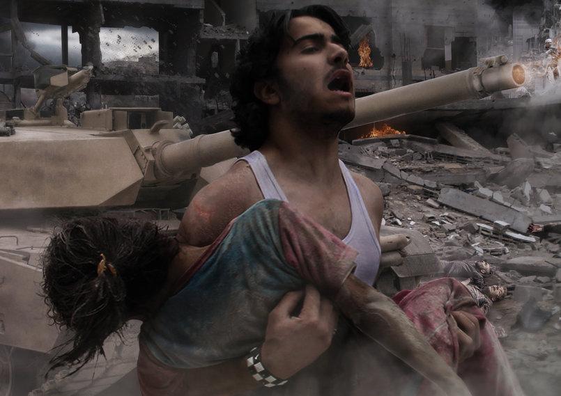 SYRIA - Stop War