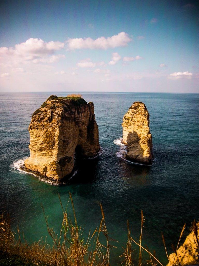 Beirut Rawshi Stone.