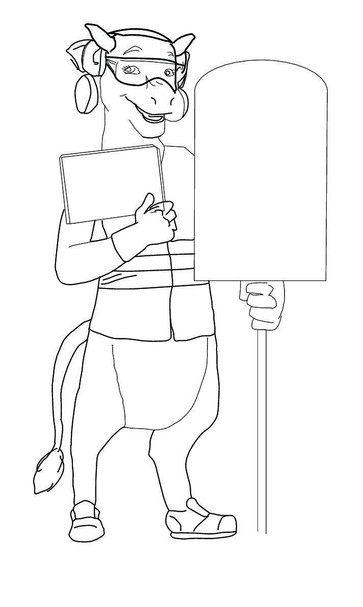 رسم - كاريكاتور