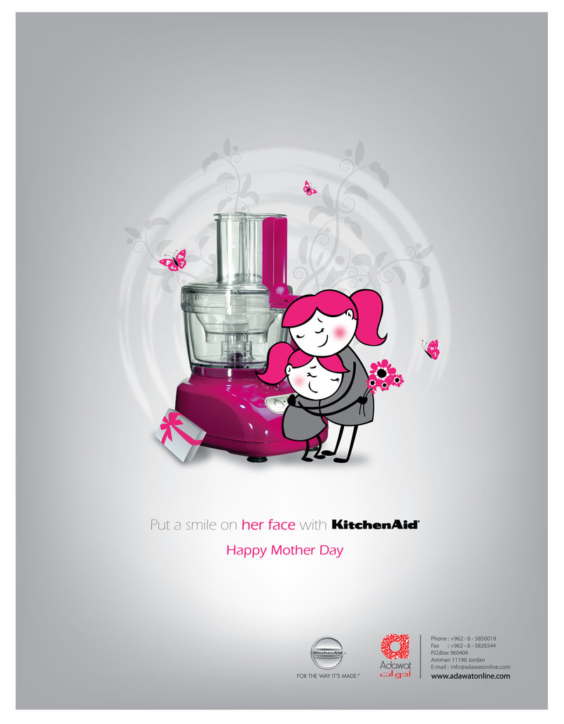 Adawat/KitchenAid Posters