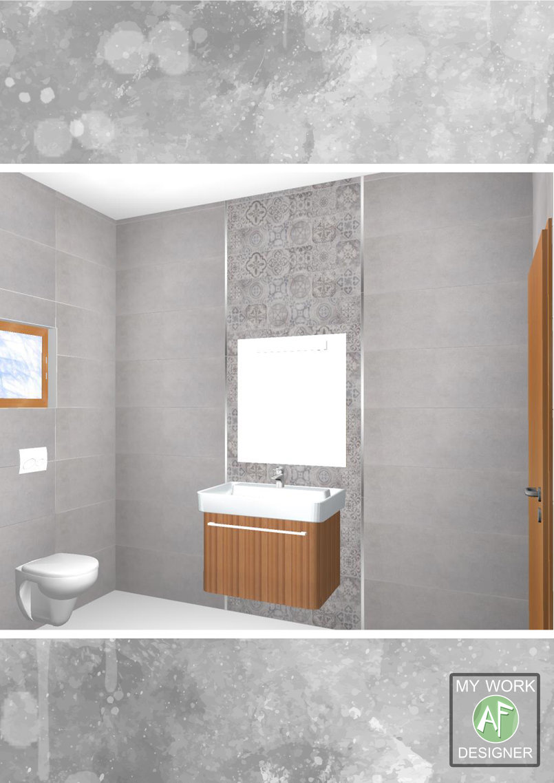 3D Ceramic Interior Design -Bathroom And Kitchen -- Mahgoub Co - By ...