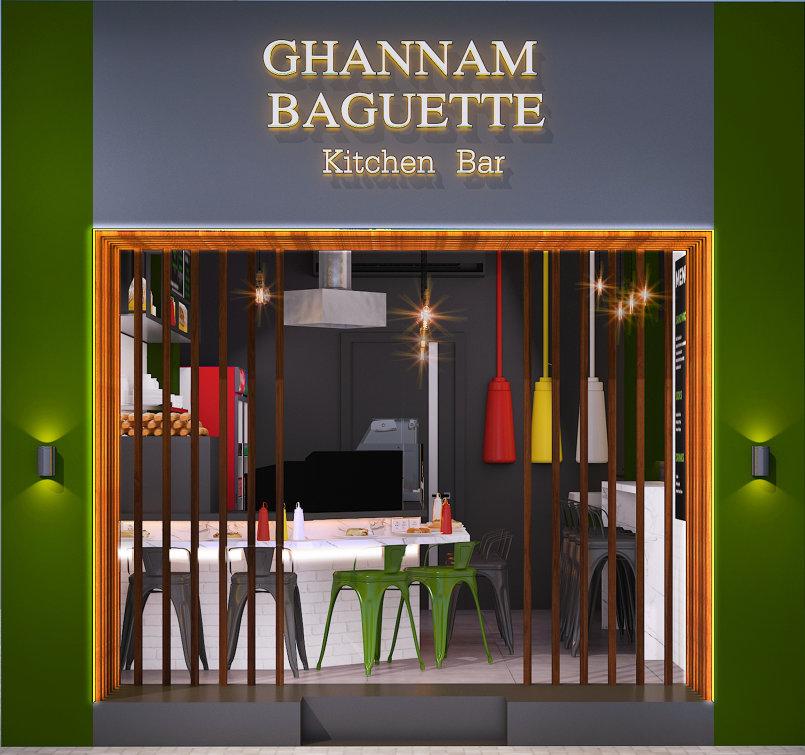 CHANNAM BAGUETTE