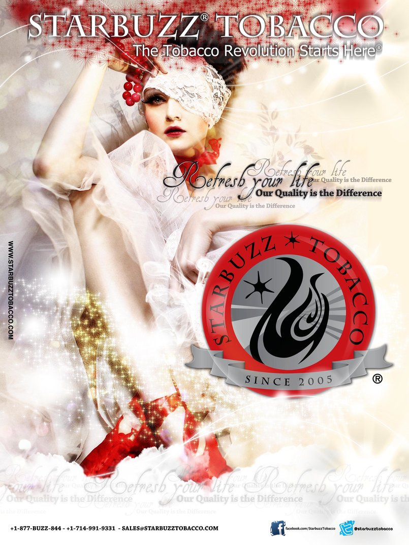 1 - StarBuzz Branding Poster