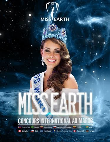 Poster Miss Earth