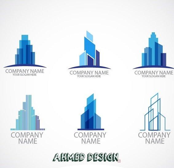 تصميم شعار لشركه عقاريه