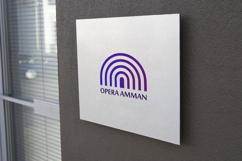 Opera Amman l Branding