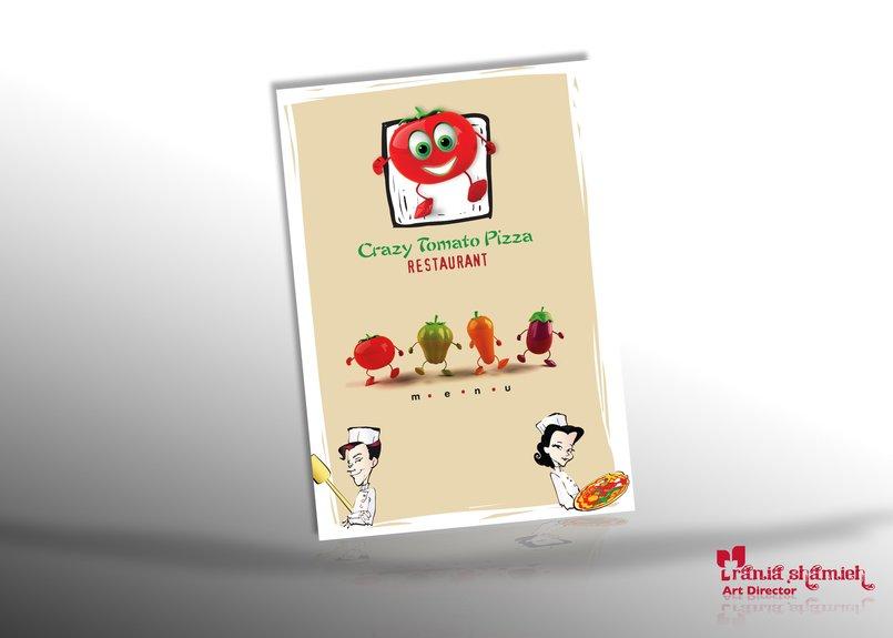 Crazy Tomato Menu