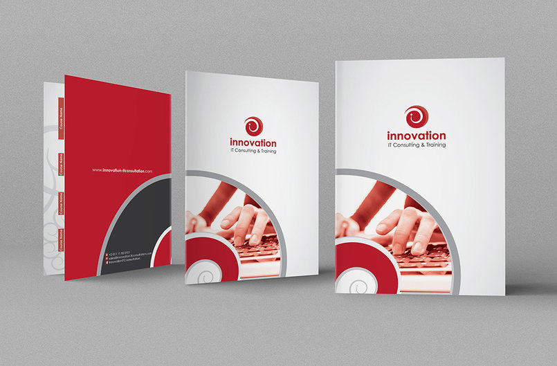 Front & Back for Brochure