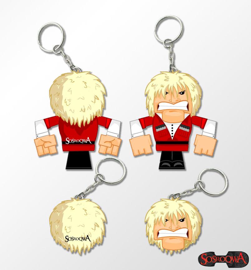 Hero Keychains