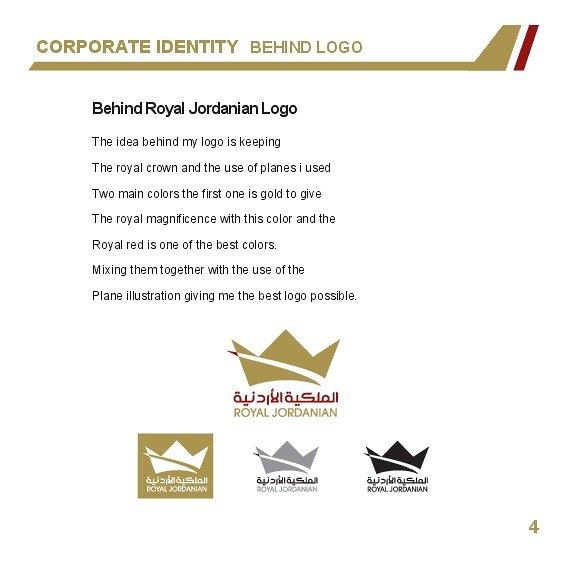 Royal Jordanian Project