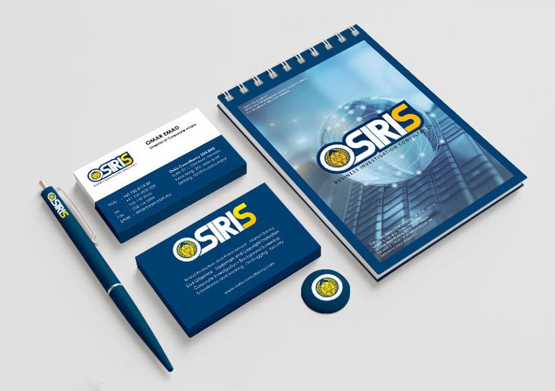 Osiris graphic design business card notebook pen and tag design osiris graphic design business card notebook pen and tag design colourmoves Gallery