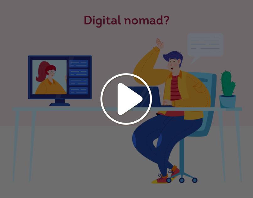 Digital Nomads l Motion