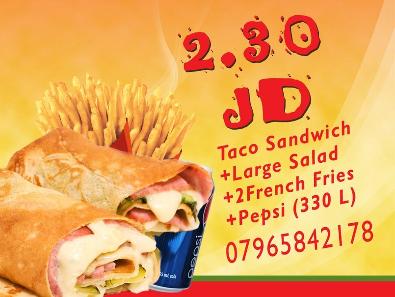 Fast Food ( DEMO )