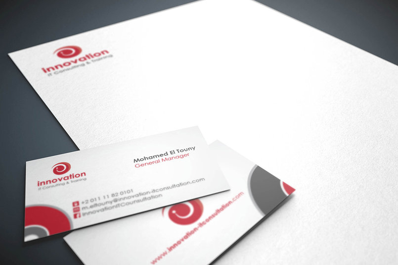 Business Card & Leter Head