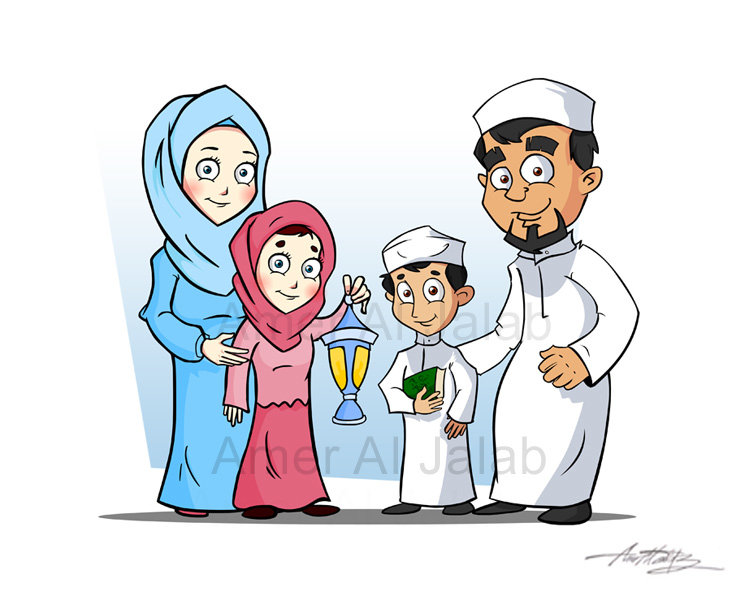2D cartoons