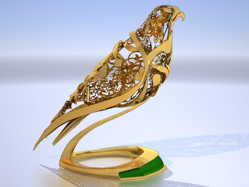 Falcon Trophy