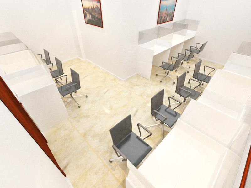 Office Floor Design