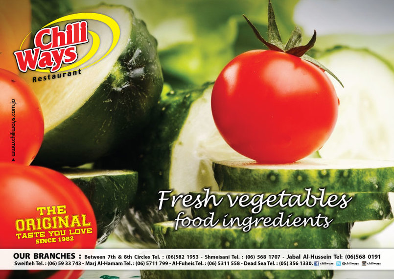 Chili Ways Ad